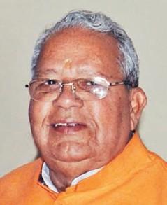 KALRAJ MISHRA, Union Minister of Micro, Small and Medium Enterprises, India