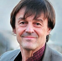 Interview with Nicolas Hulot