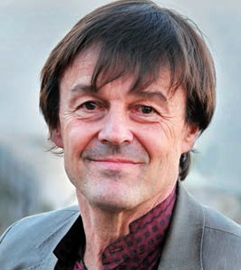 NICOLAS HULOT, Former Special Envoy of the French President for the Protection of the Planet