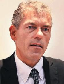 John Moore,Head of Global Sales, ATR, France