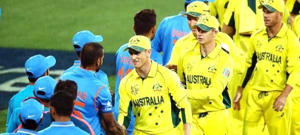 India-Australia series 2016