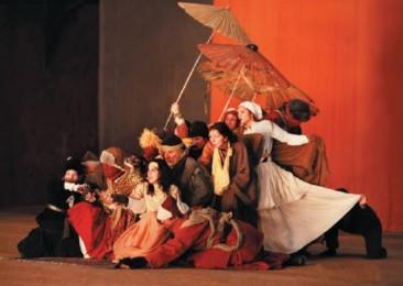Le « Théâtre du Soleil »