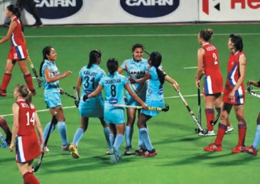 Les Indiens et le sport