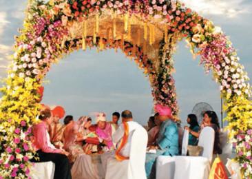 Viajar para casarse
