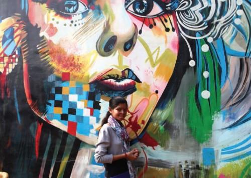 Alice Gauny, Alliance Française de Trivandrum