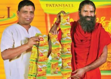 Baba Ramdev's Patanjali