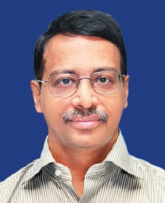 Dr A Jayathilak Chairman, Spices Board of India