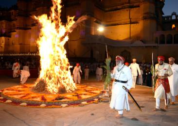 Holi Festivities