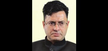 Mahmood Ahmad Shah