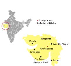 Gir Nationalpark