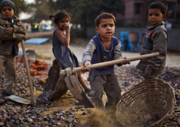 A drop in child labour in India