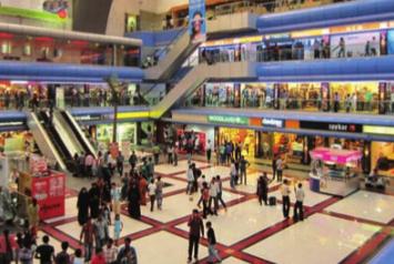 Les malls en Inde, le choix des classes moyennes