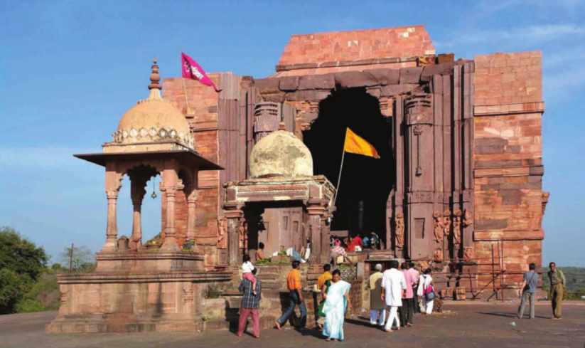 Temple of Bhojpur at Raisen district of Madhya Pradesh holds historical and religious significance