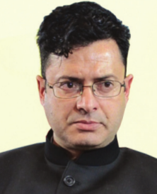 Mahmood Ahmad Shah (KAS), Director Tourism, Kashmir