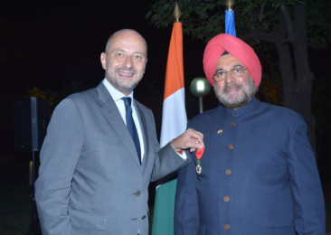 Indo-French ties