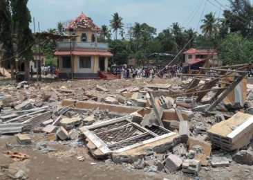 Puttingal Temple tragedy