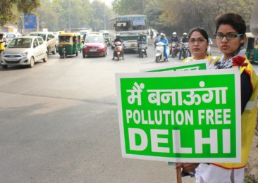 Delhi's Pollution control quest