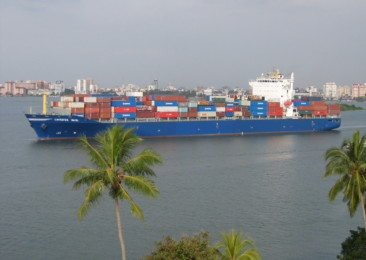 India's port capacity and strategy