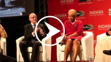 INDABA Tourism Fair in South Africa