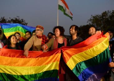 Dépénalisation de l'homosexualité en Inde