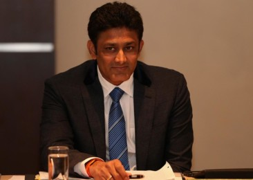Anil Kumble to coach the National Indian Cricket team