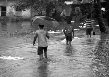Floods in Bengal