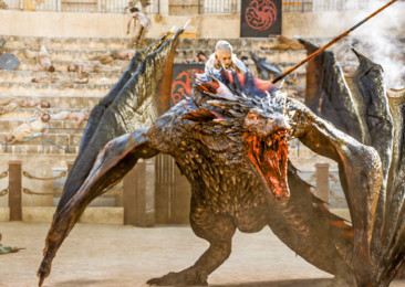 Games of Thrones : les dragons de la Khaleesi sont indiens !