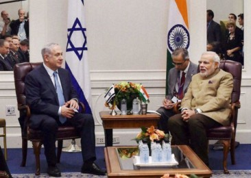India-Israel Defence Ties