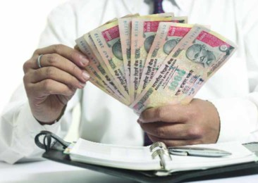A sharp increase in salaries for government staff and pensioners in India