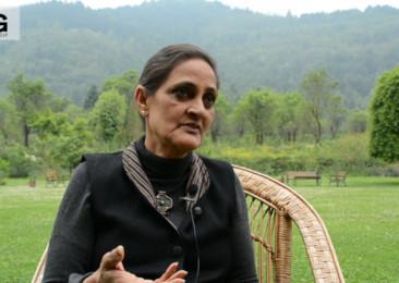 Interview with Dr Jyoti Singh, granddaughter of the last Maharaja of Kashmir, Hari Singh