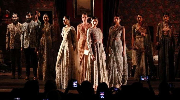 The fashion event has been a platform for showcasing in the Indian capital handiwork, trends, and the best of Indian art by leading designers across the country.