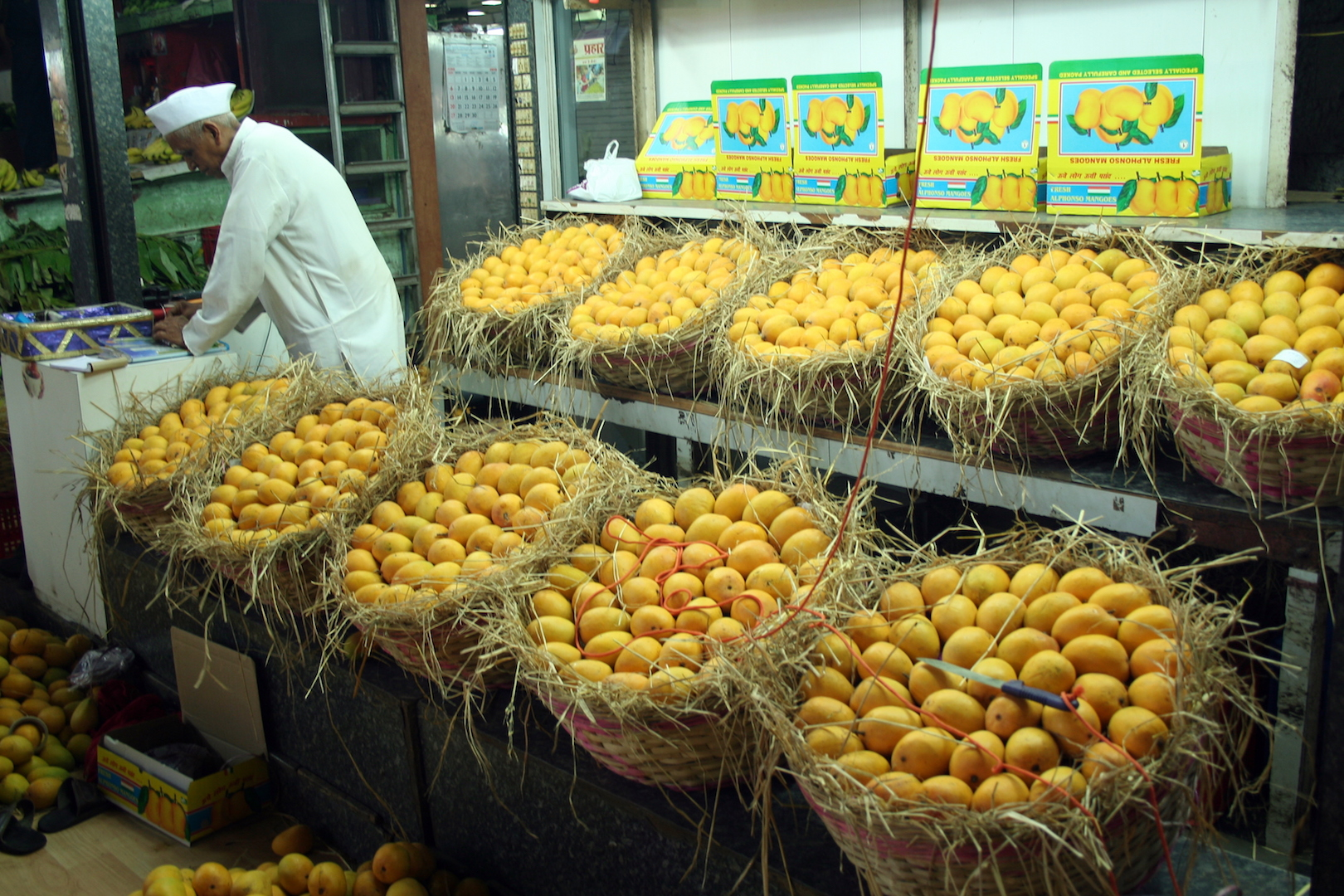 L'Inde est le plus grand importateur de mangue au monde