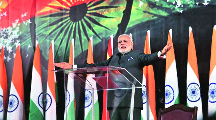 """""""Today's FDI reforms will give a boost to employment, job creation and benefit the economy."""" - Narendra Modi."""
