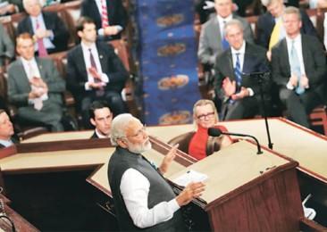 Narendra Modi aux  États-Unis