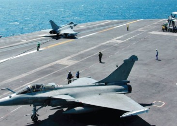 Rafale fighters for the IAF
