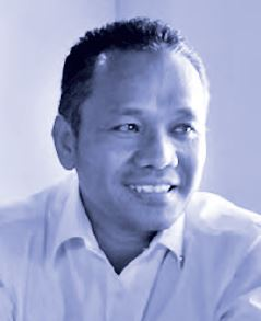 Taufik Nurhidayat, Deputy Director International Marketing, Ministry of Tourism, Indonesia