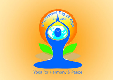 International day of Yoga : from website to social media