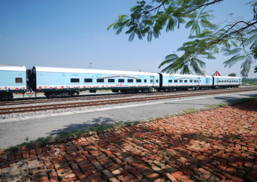 Diamond Quadrilateral project of Indian Railways