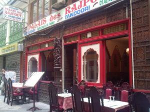 Palais des Rajpoutes Restaurant