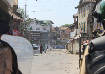 Pellet Guns: A lethal way to control protesters in Kashmir