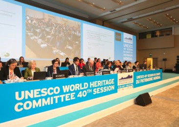 40th Edition of UNESCO World Heritage Session