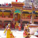 Celebrating Hemis Festival