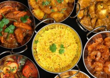Quatre restaurants indiens dans la région parisienne