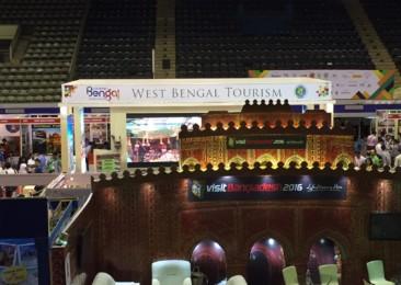 Travel & Tourism Fair (TTF 2016) in Kolkata