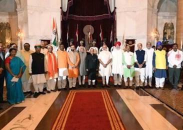 Narendra Modi's Cabinet Reshuffle