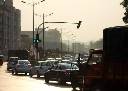 La sécurité routière en Inde