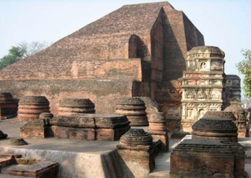 Nalanda University in Bihar