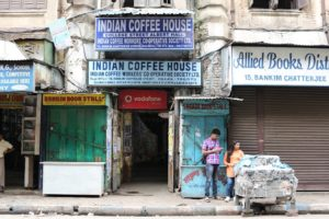 Indian Coffee House : coffee, cigarettes and philosophy