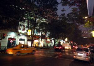 Night Life on Park Street