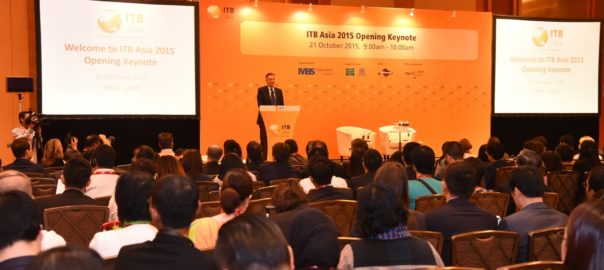 ITB Asia also provides a unique knowledge sharing platform for the global travel industry